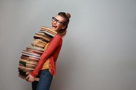 ¿Serías capaz de leer 100 libros en un año?   Educacion, ecologia y TIC   Scoop.it