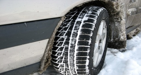 Get your winter tyres out! | Luxembourg (Europe) | Scoop.it