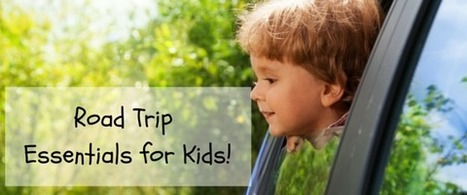 Cheesesticks :: 5 Things Not to Forget When Taking a Road Trip with Kids | Gourmet Snacks | Scoop.it