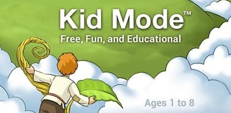 Mode Enfant: Jeux et Vidéos en toute sécurité pour Android | Application Android | Applications enfants iPad iPhone Android éducation | Scoop.it