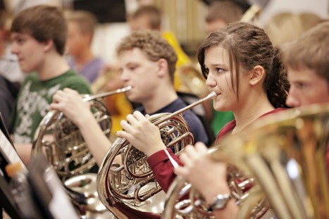 The Joy and Learning Opportunities Inherent in Music - National Association for Music Education (NAfME) | Heidi Hayes Jacobs | Scoop.it