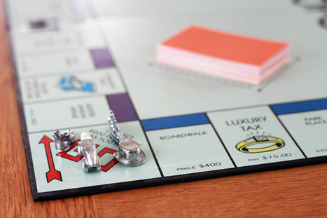 The Economics Behind the Monopoly Board Game | Educationally Interesting | Scoop.it