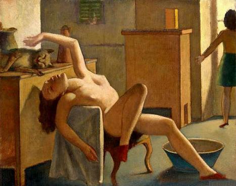 Provocazione e mistero: l'opera di Balthus   Capire l'arte   Scoop.it