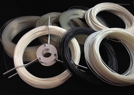 Proto-Pasta Carbon Fiber PLA Filament for 3D Printers Available for Pre-Order Now | 3D and Technology | Scoop.it