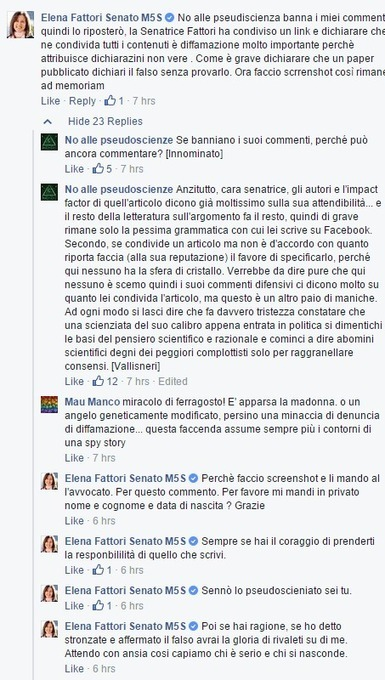 Elena Fattori, il glifosato e il morbo celiaco | senza glutine | Scoop.it