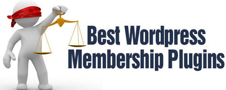 15+ Best WordPress Membership Plugins - Designsave.com | Freebies and Resource | Scoop.it