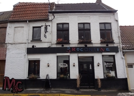 La Brocantine, un resto-brocante au charme fou | TOPFOOD Lille | Scoop.it