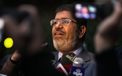 Egypt's Morsi in Qatar Monday for Arab League Summit | Égypt-actus | Scoop.it