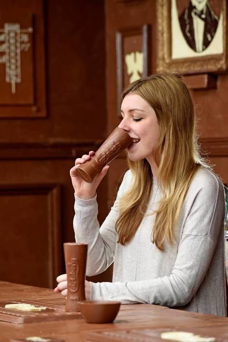 Carlsberg fejrer påske i London med en kæmpe chokolade-bar | Markedskommunikation IBC HHX | Scoop.it