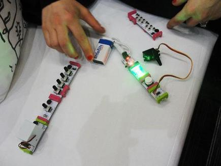 Electrical engineering is child's play with littleBits - Phys.org | Engineering Life | Scoop.it