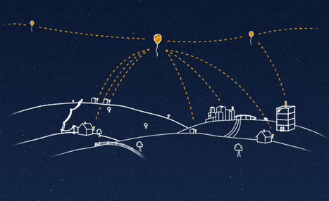 Google's Balloon-Powered Internet For Everyone – Project Loon   Sales and Outsourcing Consultants   Scoop.it