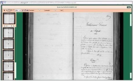 Polynésie française - généalogie, état civil  et archives publiques | La dépêche de Tahiti | Nos Racines | Scoop.it
