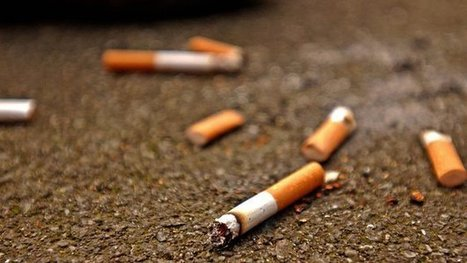 Tobacco tax 'must help clear litter' | #ECON1 | Scoop.it