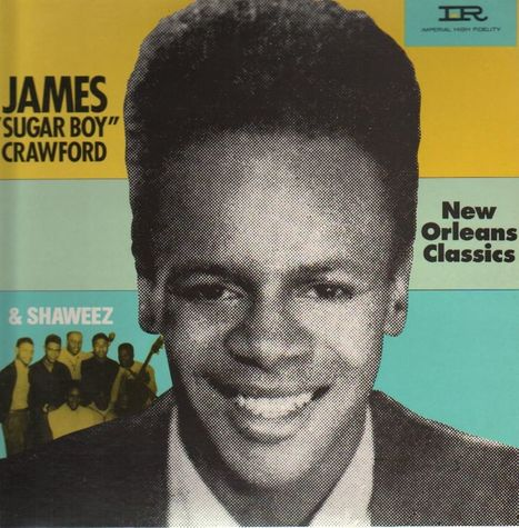 """Farewell New Orleans Musical Great James """"Sugar Boy"""" Crawford 