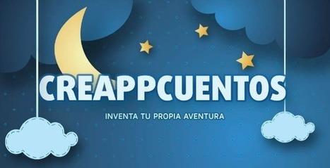 ¡Inventa tu propia aventura con CreAPPCuentos! ...   Coaching Familar, Personal y Vocacional - Whanau Coaching-   Scoop.it