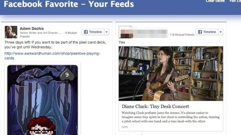 Facebook Favorite Saves Facebook Posts for Late...