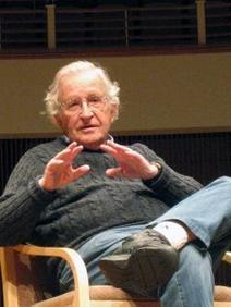 Noam Chomsky Explains Why Today's Republicans Would Call Nixon a Radical | Chilean Spanish | Scoop.it