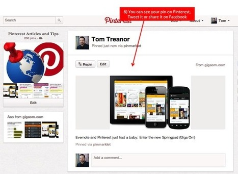 My Secret Weapon for Pinterest Content Curation by Tom Treonor | Content Marketing & Content Curation Tools For Brands | Scoop.it