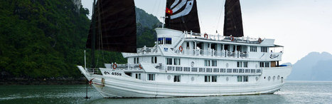 Best Halong Bay Cruises | Best Halong cruises | Scoop.it