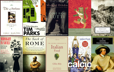 The top 10 books about Italy | Italia Mia | Scoop.it