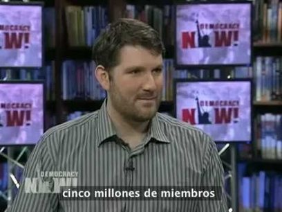 "Eli Pariser en Democracy Now!: ""La burbuja de los filtros: lo que el Internet te oculta"" (2 de 2) - YouTube#t=32 