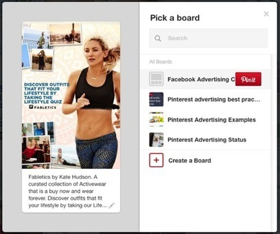 5 Ways to Succeed With Pinterest Promoted Pins | MarketingHits | Scoop.it