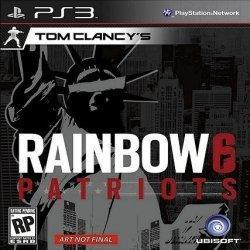 Tom Clancy Rainbow 6 Patriots | Best Video Games | Scoop.it