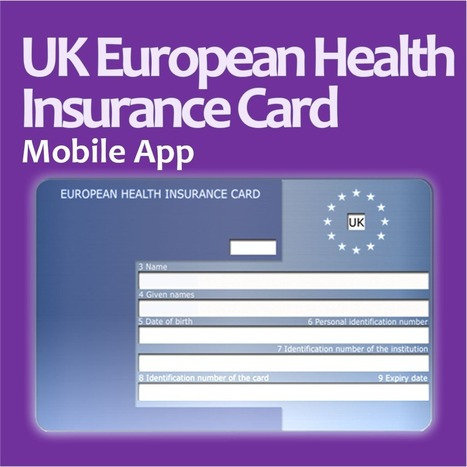 EHIC: What Should I Do If I lose The Card? | Healthcare News | Scoop.it
