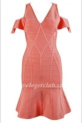 Coral Herve Leger Signature Essentials Bandage Dresses [Herve Leger Sleeveless Dresses] - $169.00 : Herve Leger Dresses | Cheap Herve Leger | Prom & Homecoming Dresses | Scoop.it