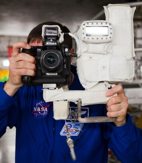 How Does NASA Get a Nikon D2Xs DSLR Ready to Go to Space? | Popular Photography | Photography Gear News | Scoop.it