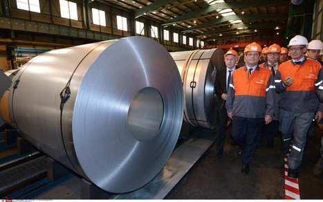 Sidérurgie : les usines françaises tournent à 90%   Forge - Fonderie   Scoop.it