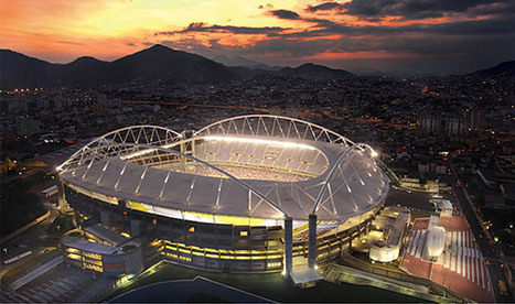 Structural Roof Problems Close Rio Olympics Stadium - DesignBuild Source | Structural analysis | Scoop.it