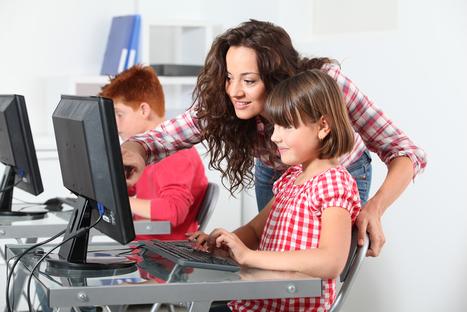 Le rôle de l'école dans l'apprentissage d'Internet | Contrôle parental Xooloo | vie privée et vie publique sur internet | Scoop.it
