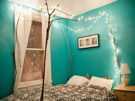 Fairy Lights for Bedroom to Beautify Your Dream | Home Decor Ideas | Bathroom Wall Cabinet | Scoop.it
