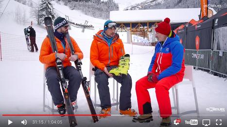L'intégralité des nouveautés Skis 2017 | Neige et Granite | Scoop.it