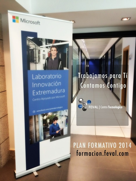 El Centro Tecnológico de Feval participa en la jornada final de un proyecto de Microsoft — Digital Extremadura | FEVAL Eventos | Scoop.it