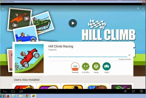 Hill Climb Racing for PC Windows 7/8/8.1/10 or Download and Play Hill Climb Racing Game on PC - Nobitas World | Nobitas World | Scoop.it