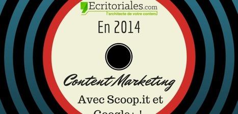 Votre curation de contenu avec Scoop.it et Google+ (Ecritoriales.com) | Quatrième lieu | Scoop.it