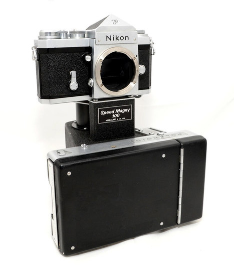 """Speed Magny: """"The Instant Nikon F camera""""   Photography Gear News   Scoop.it"""