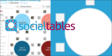 Event Planning Made Simple With SocialTables via @TechCocktail | Social Media C4 | Scoop.it