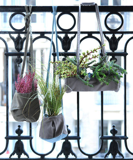 az & mut: hanging gardens + tutrix   Art, Design & Technology   Scoop.it