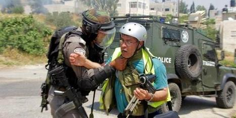 'Trigger-happy' Israeli army and police use reckless force in the West Bank | Amnesty International | Because they can... | Scoop.it
