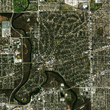 Urban Patterns | Olmsted's Riverside Suburb in Chicago | Human Geography | Scoop.it