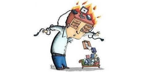 Le burn-out, signe de bonne santé mentale? | Les souffrances ... dans l'activité professionnelle. | Scoop.it