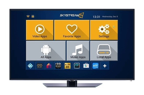 SkyStream X5 Streaming Media Player DVR Hybrid Review | Kodivices | Scoop.it