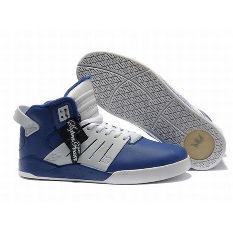 blue white supra skytop iii skate shoes mens | popular list | Scoop.it