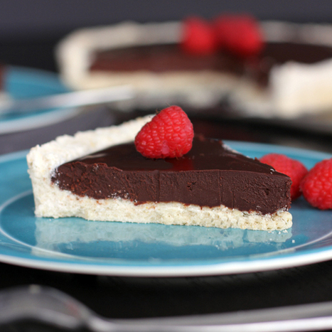chocolate ganache tart #SundaySupper | Sunday Supper | Scoop.it