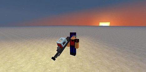 Bed Rock Breaker Mod 1.6.4   Minecraft 1.7.4/1.7.2   efe   Scoop.it