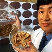 Japan scientist synthesizes meat from human feces | Digital Trends | Science Fiction Altered States | Scoop.it