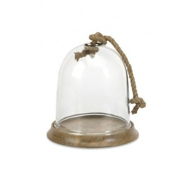 Nantucket Small Cloche w/ Rope   Furniture and Home Decor   Scoop.it
